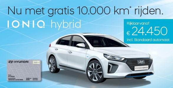 ioniq hybrid hev gratis benzine