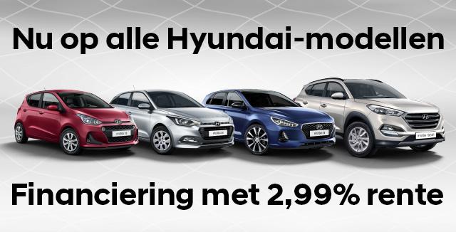 Tijd voor een nieuwe Hyundai?