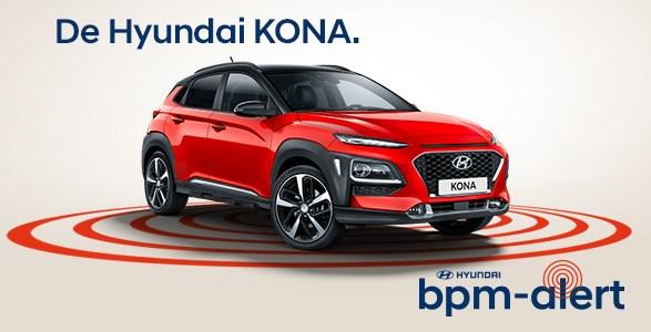 Hyundai Kona bpm alert