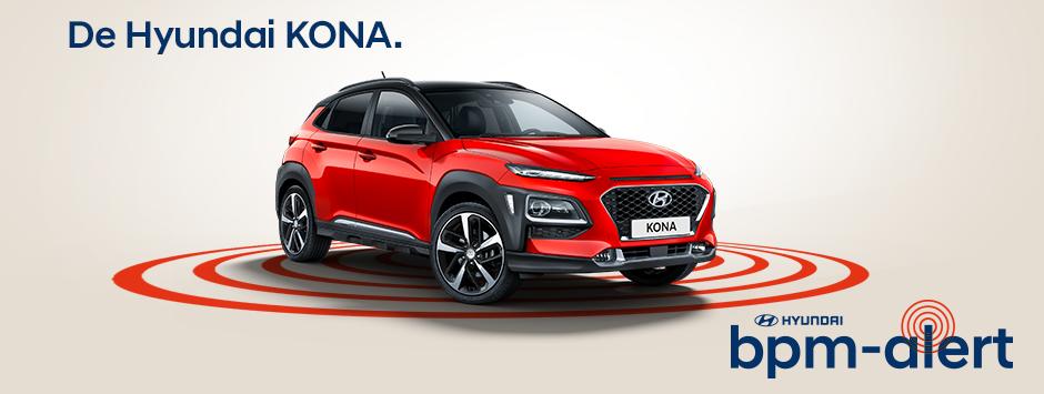 Hyundai Kona inruilvoordeel