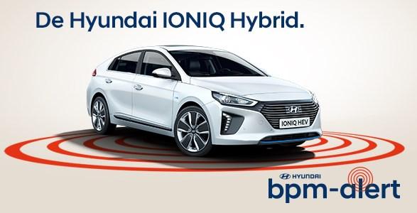 Hyundai IONIQ bpm alert