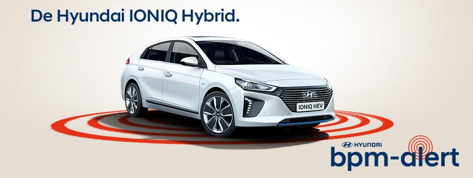 Hyundai IONIQ Hybrid inruilvoordeel
