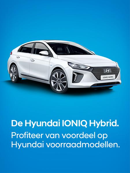 Hyundai presenteert de Snelle Beslissers Bonus