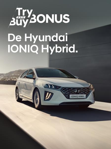 Aanbiedingen Hyundai IONIQ Hybrid