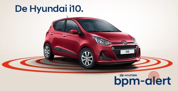 Hyundai i10 bpm-alert