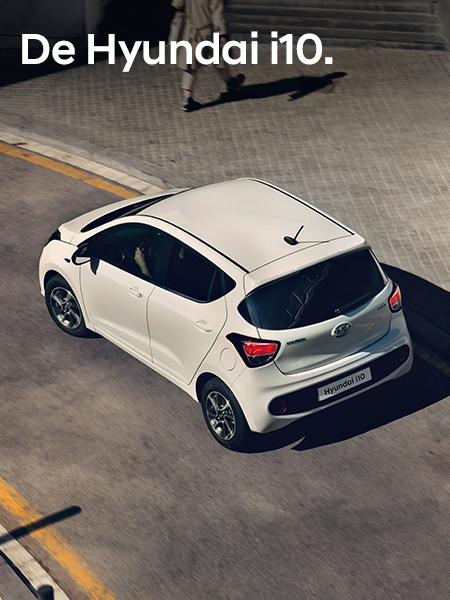 Aanbiedingen Hyundai i10