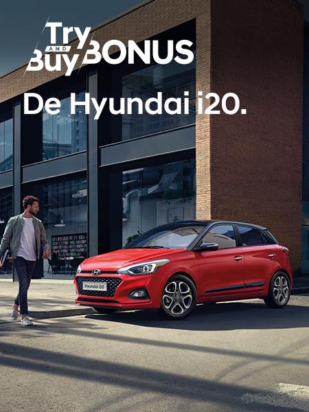 Aanbiedingen Hyundai i20