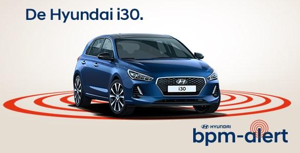 Hyundai i30 bpm alert