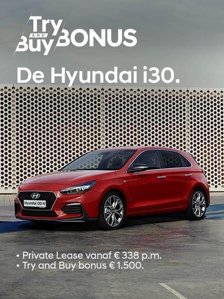 Aanbiedingen Hyundai i30 5-deurs