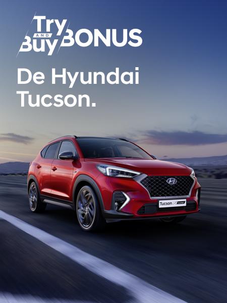 Aanbiedingen Hyundai Tucson