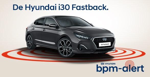 Hyundai i30 fastback bpm alert