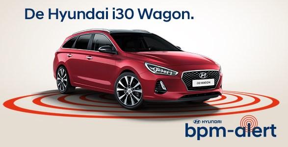 Hyundai i30 wagon bpm alert