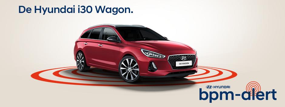 Hyundai i30 wagon bpn alert
