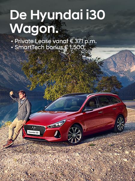 Aanbiedingen Hyundai i30 Wagon