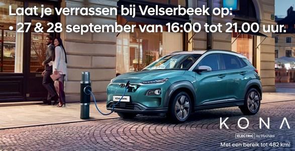 Laat je verrassen bij Velserbeek op 27 & 28 september van 16:00 tot 21:00 uur! Je bent van harte welkom!
