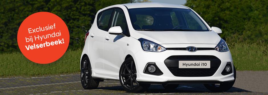 Hyundai i10 Sport Edition