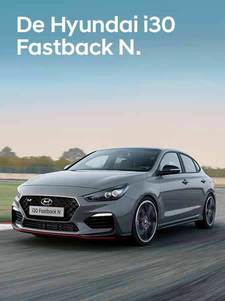 Aanbieding i30 Fastback N