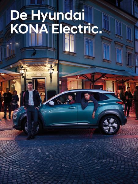 Aanbieding Hyundai KONA Electric