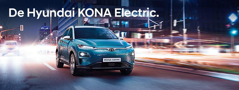 Hyundai KONA Electric aanbiedingen