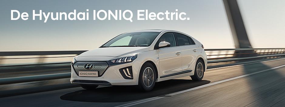 Hyundai IONIQ Electric aanbiedingen