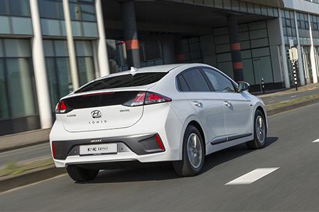 Een elektrische Hyundai private leasen