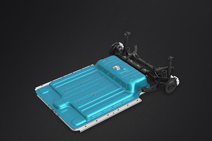 Hyundai KONA Electric batterij