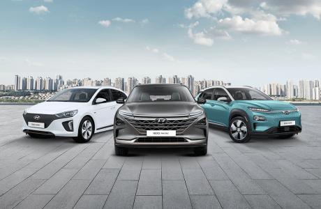 Hyundai - elektrisch rijden