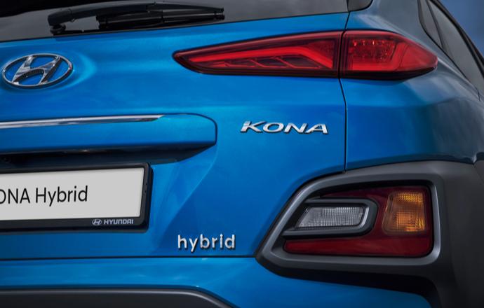 Hyundai IONIQ Electric vrijstaand