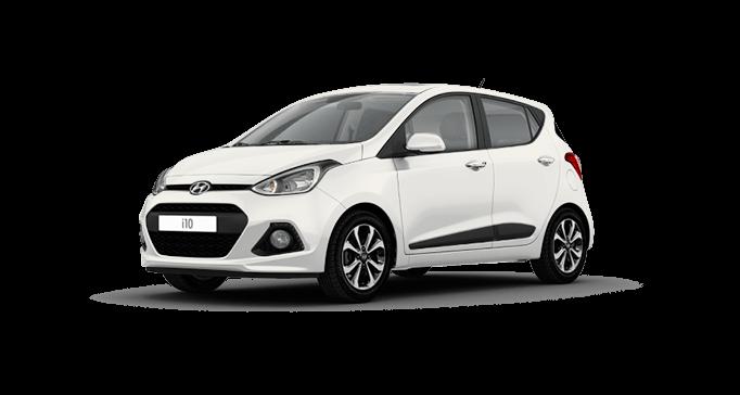 Hyundai i10 met inruilvoordeel van wel €1.500,-!