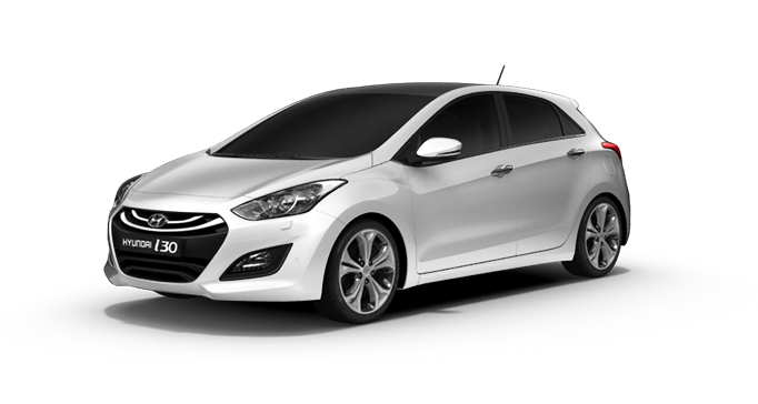 Hyundai i30 i-Drive Cool Plus of de Hyundai i-Motion Plus met 50/50 deal!*