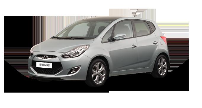 Hyundai ix20 Go! met 50/50 deal*