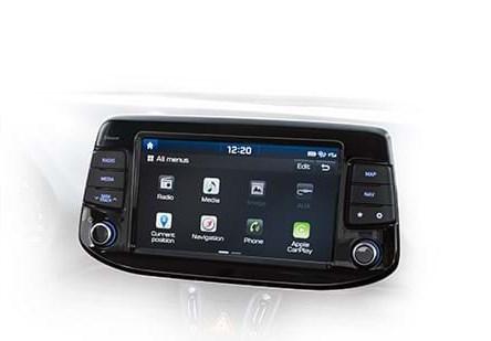 Navigatie/touchscreen