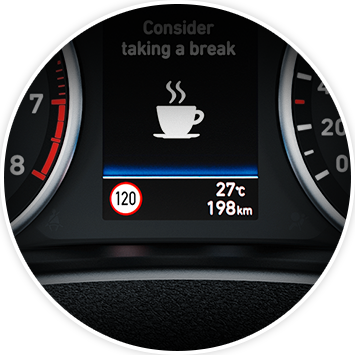 Dashboard i30 Fastback - detail