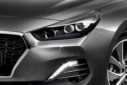 Hyundai i30 Fastback - detail foto