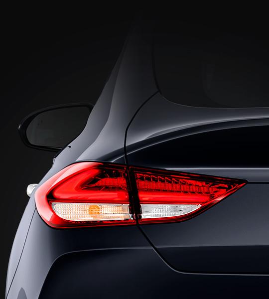Achterlichten Hyundai i30 Fastback