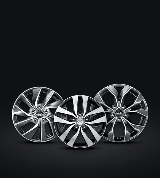 Lichtmetalen velgen keuze bij Hyundai i30 Fastback