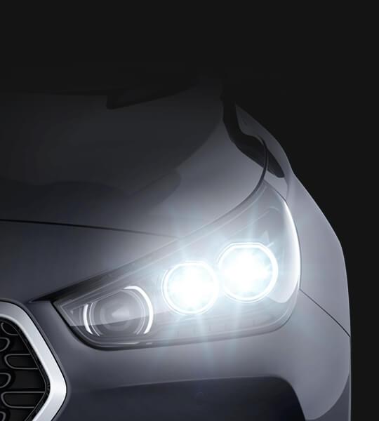 Verlichting voorkant Hyundai i30 Fastback