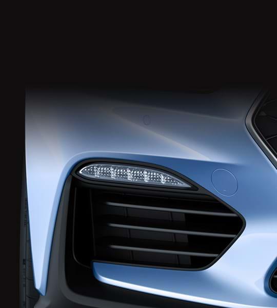 Hyundai i30 N LED-dagrijverlichting