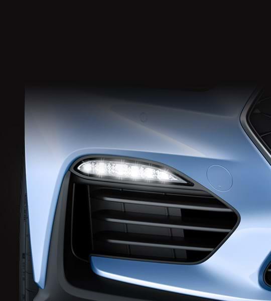 Dag rij verlichting Hyundai i30 N