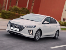 Hyundai IONIQ Hybrid Private Lease