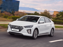 Hyundai IONIQ Plug-in Hybrid Private Lease