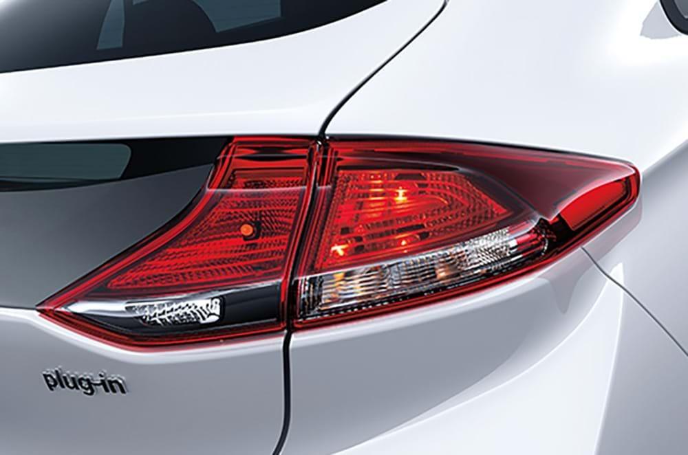 Plug-in Hybrid in de Hyundai Ioniq  serie