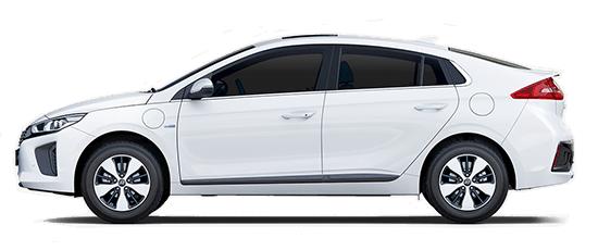 Ioniq Plug-In Hybrid van Hyundai