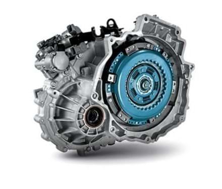 Motor van de Ioniq Plug-in Hybrid