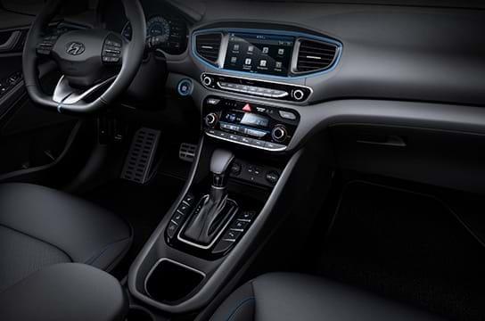 Middenconsole - Hyundai Ioniq Plug-In Hybrid