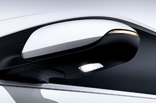 Detail buitenspiegel   Ioniq   Plug-In Hybrid