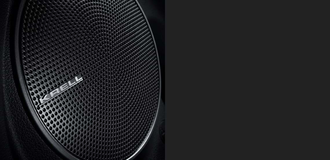 KRELL premium geluidssysteem