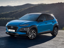 Hyundai KONA Hybrid Private Lease