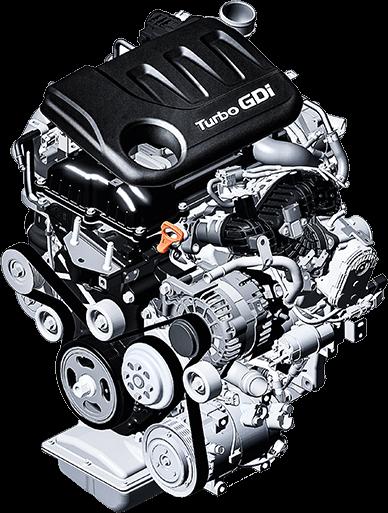 Hyundai KONA - motor