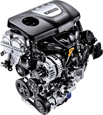 KONA Hyundai Engine / motorblok